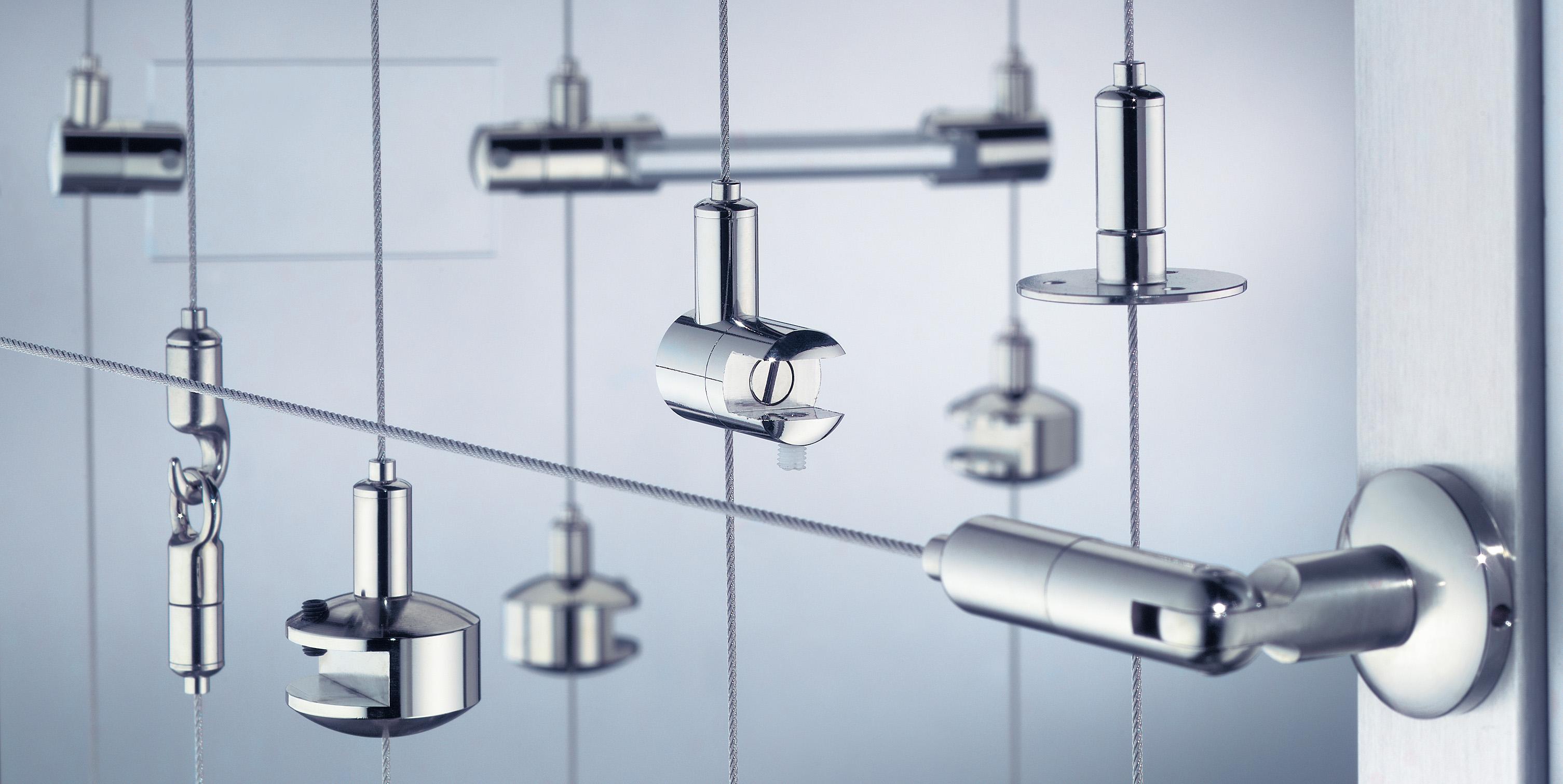 accesorios tensores suspendidos/arc.316 mallas y cables