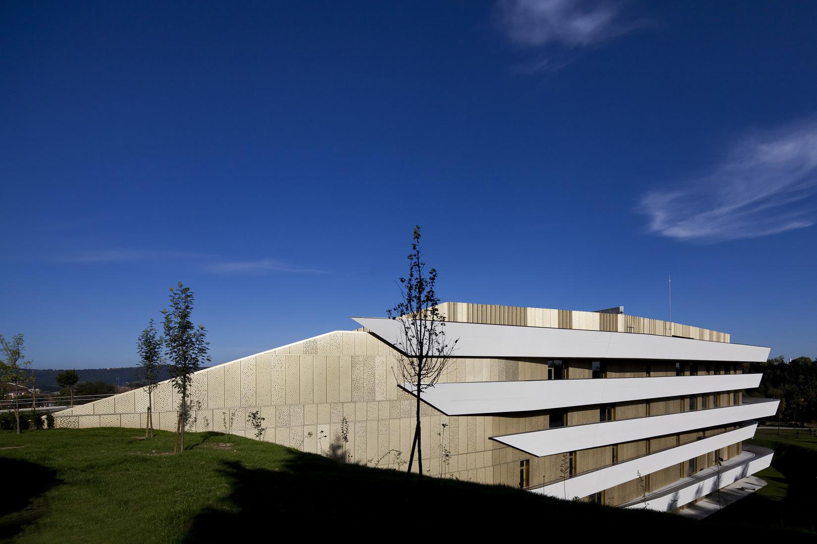 Basque Culinary Center - VAUUM