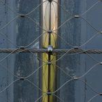 campo de fútbol martorell malla de cables inox