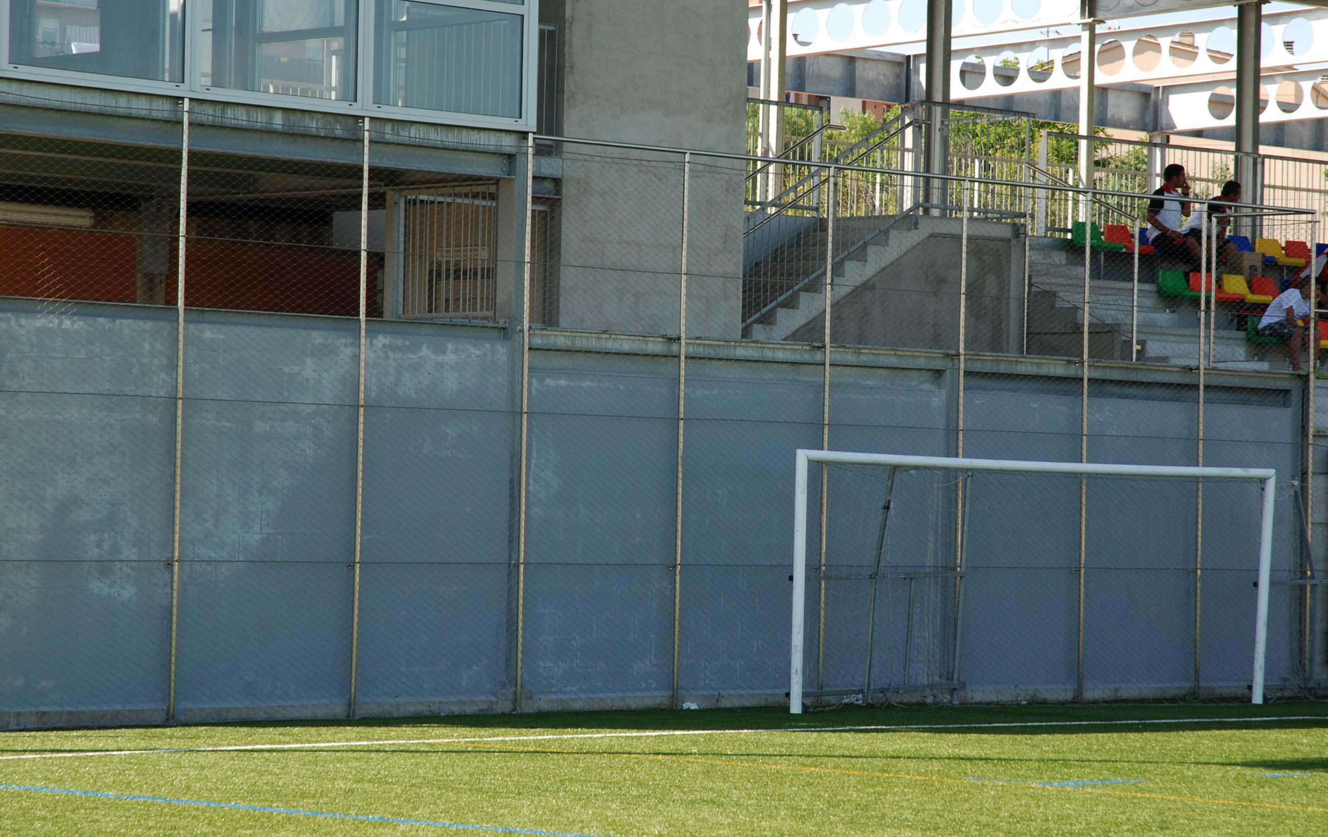 campo de fútbol martorell visibilidad