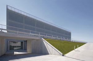 Fachada exterior Campus Motor Anoia