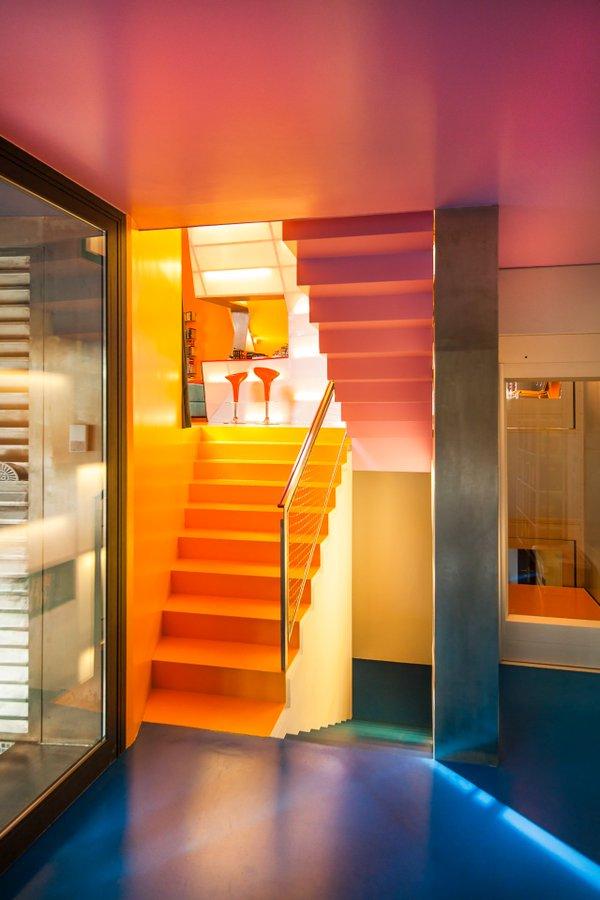 Casa Levene-Foto Interior-Mallas Metálicas