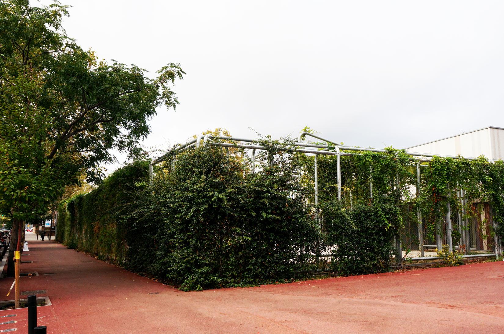 Centro cívico Baró de Viver - Territori 24