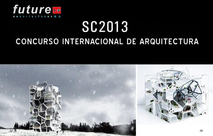 ¡Qué fluyan las ideas! / Concurso internacional de arquitectura.