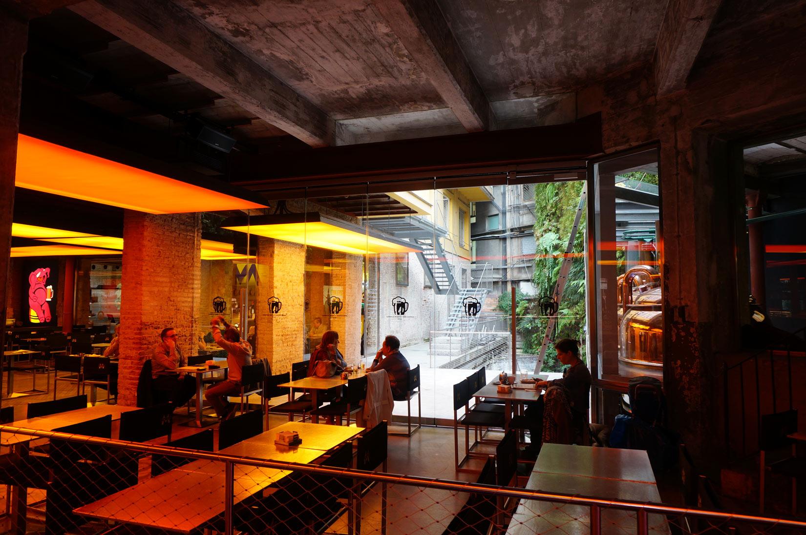 Fábrica Moritz Barcelona - Jean Nouvel