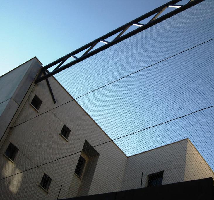 Fachada transparente/Viviendas VPO Soliva/Estudio Ebra Arquitectura