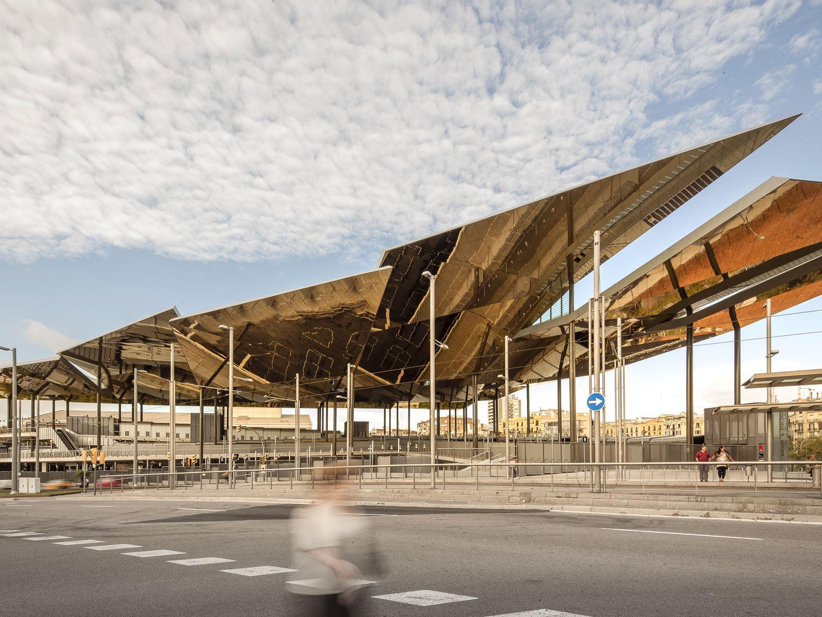 Mercat dels Encants - B720 arquitectos