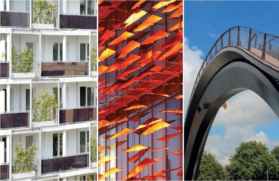 Carl Stahl Arquitectura-Folleto de proyectos realizados en todo el mundo