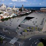 Tea Tenerife-Herzog&deMeuren-Vista panorámica-malla de cables X-TEND