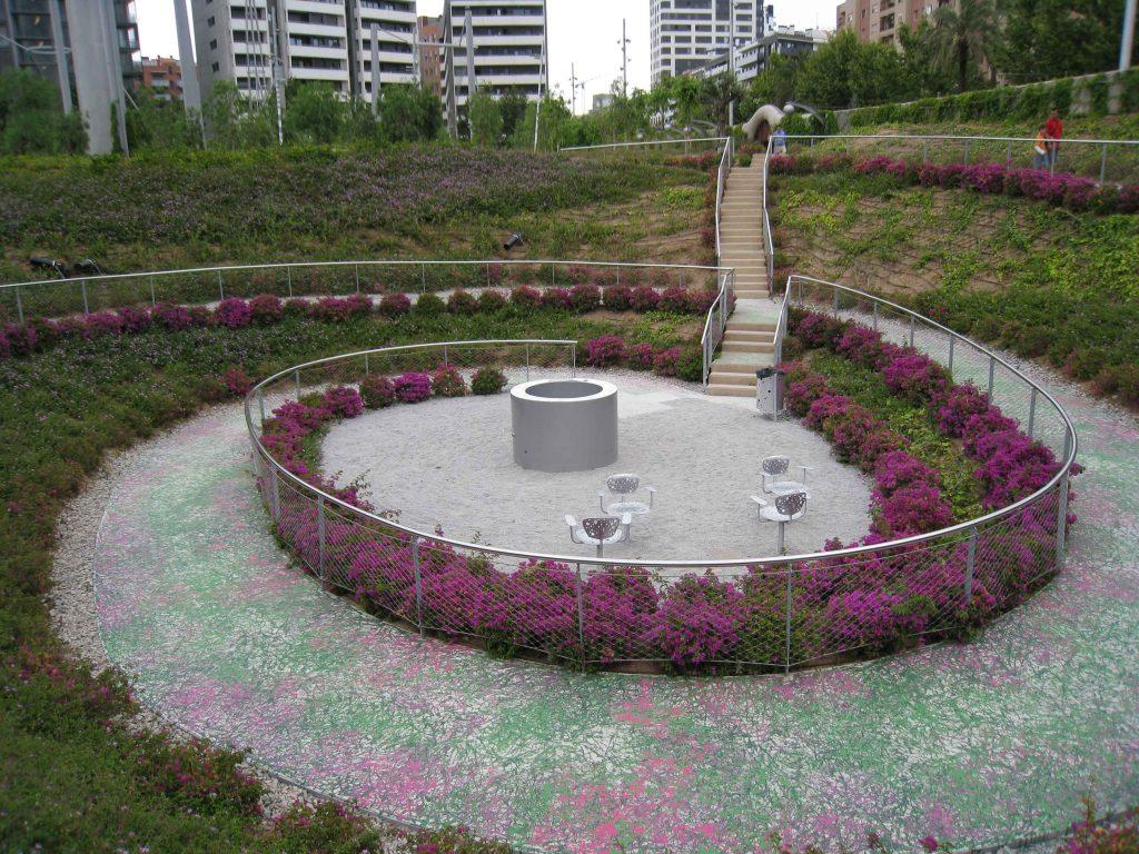 Parque Poble Nou Jean Nouvel